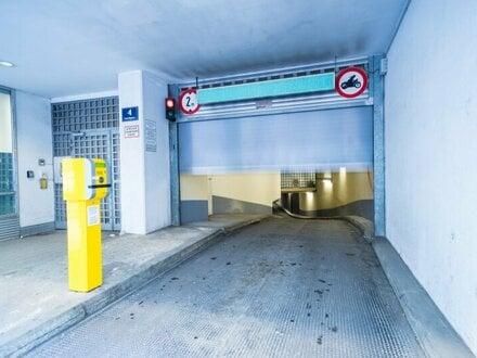 Garagenplätze in der Czerningasse 4 - nähe Nestroyplatz - 3. Untergeschoss