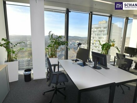 Perfekter Standort für Ihren Unternehmenserfolg! Große und individuell gestaltbare Bürofläche in Top-Lage!