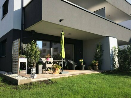 2-Zimmer-Gartenwohnung in Liefering