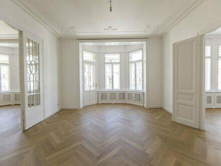 WUNDERSCHÖNE Familienwohnung mit Balkon im Servitenviertel in 1090 Wien! (Erstbezug nach Sanierung!)