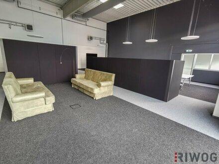 Innovative Büros! Auch in Kombination mit Produtkions- & Lagermöglichkeiten!