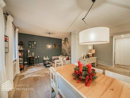 Gemütliche 3-Zimmer Wohnung mit Balkon in Grünruhelage