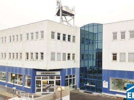 Attraktive Büroflächen mit perfekter Infrastruktur