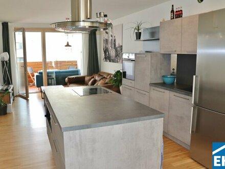 Schöne ruhige 3 Zimmerwohnung mit Balkon und begrüntem Innenhof in Meidling