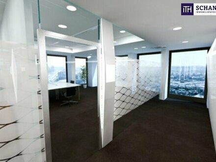 MODERNE ANSPRÜCHE! PROVISIONSFREI! Variable Büroflächen von 14m² bis 124 m² verfügbar!