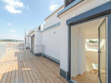 ++NEU++ Hochwertiger 2,5 Zimmer DG-ERSTBEZUG, hochwertige Ausstattung, tolle Dachterrasse!