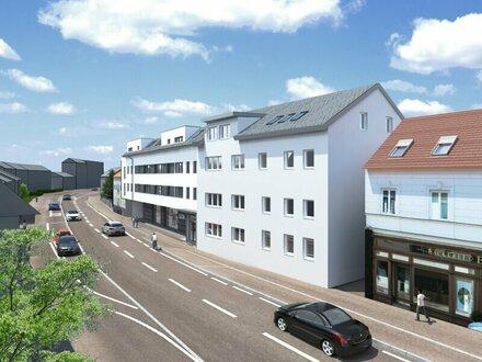 LEON - Büro 3 mit 47m² in Linz/Urfahr - Parkplätze im Innenhof