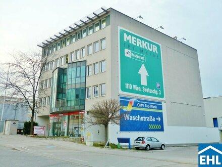 Äußerst gepflegtes Bürogebäude in Wien Simmering