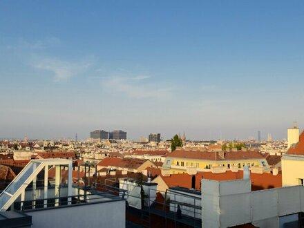 WEITBLICK! Traumhafte Dachgeschoßwohnung Nähe Vogelweidpark