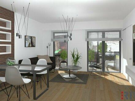 ** FUTURE LIVING ** wunderschöne Familienwohnung (3 Zimmer) mit Balkon und Top-Ausstattung