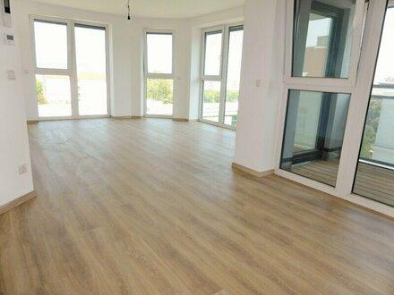 Erstbezug: unbefristete 86m² DG-Wohnung mit Balkon und Klimaanlage - 1100 Wien