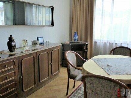 3-Zimmer-Wohnung - voll möbliert - in der Nähe der Innenstadt !!