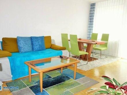 Weit oben - gemütliche 2-Zimmer-Wohnung in Ruhelage Lehen
