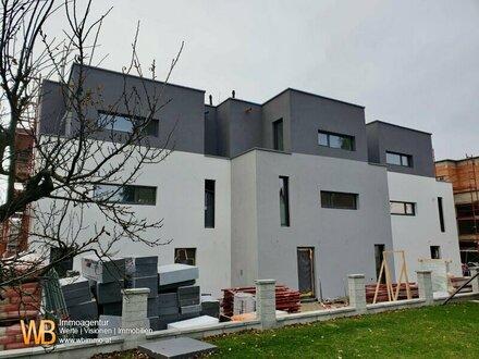 Traumhaftes Wohnbauprojekt mit 3 Reihenhäusern und 2 Doppelhaushälften!