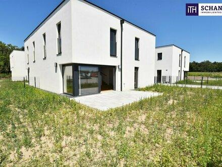Mein Garten, mein Wohntraum... Und das auch noch leistbar in Grün- und Ruhelage! Hochwertiger Bau + Ideale Raumaufteilung…