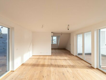 ++NEU** Hochwertiger 4-Zimmer DG-ERSTBEZUG, Liftausstieg direkt in der Wohnung!! Dachterrassen mit Weitblick