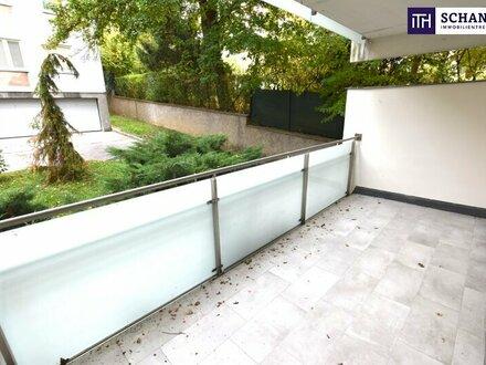 Genuss pur! Äußerst freundliche 4,5-Zimmer Ruheoase mit herrlichem Balkon und Garagenstellplatz!