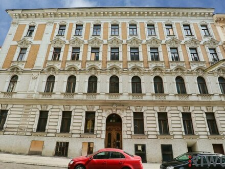 Die Schönheit aus Währing - komplett sanierter Altbau in wunderschönem Gründerzeithaus | Balkonwohnung im Hochparterre