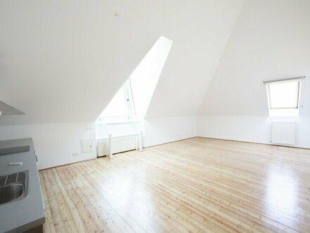 schöne 2-Zimmer Dachgeschoss Wohnung mit dazugehörigen Terrasse in 1030 Wien zu verkaufen!