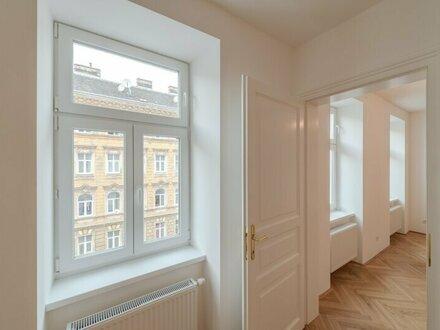 ++NEU++ HOCHWERTIGER 3-Zimmer ALTBAU-ERSTBEZUG, perfekte Aufteilung, umfassend saniertes Haus!