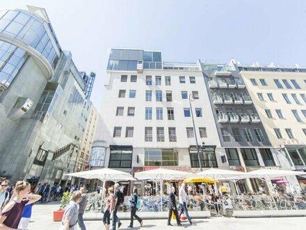 Representative Geschäftsfläche direkt am Stephansplatz zu vermieten!