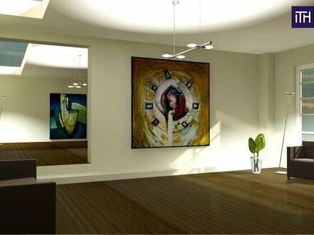 ITH - Neubauprojekt mit Blick zum Andritzer Golfplatz! Coole moderne Wohnung mit sehr guter Raumaufteilung - provisionsfrei!