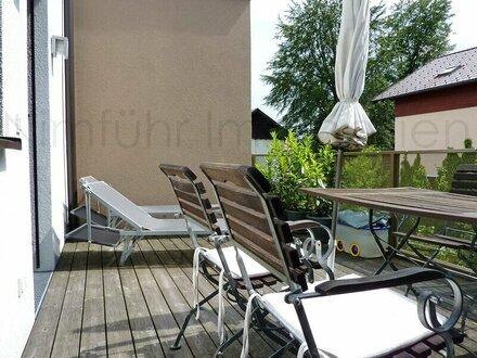 Exklusive 3-Zimmer-Wohnung mit Balkon in Aigen