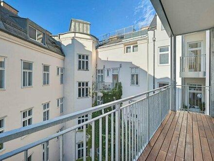 Schöne Altbauwohnung mit Balkon in Top-Lage!