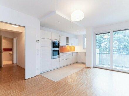 Topmoderne 2-Zimmer-Balkonwohnung in Hetzendorf!