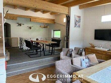 Saalbach-Hinterglemm: Penthouse / 6 Zimmerwohnung 125,48m², renoviert, möbliert, 2 Balkone, touristisch vermietbar, Parkplatz,…