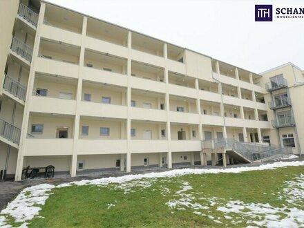 Jetzt verfügbar! 66m² große Wohnung mit südlich ausgerichteter Loggia, mitten in Voitsberg zu vermieten!