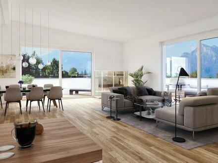 Einzigartiges 4-Zimmer-Penthouse in Premiumlage Aigen