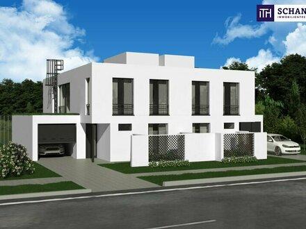 Hier will ich leben - Riesiger Traumgarten + 5 perfekt aufgeteilte Zimmer + Traumhafte Doppelhaushälfte! Provisionsfrei für…
