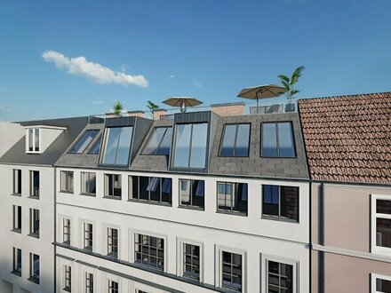 Die Gelegenheit! Baubewilligtes Projekt in attraktiver Ruhelage in 1170 Wien! Ideal geplante kleine Einheiten + Perfekt für…