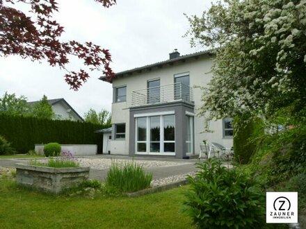 Modernes Einfamilienhaus in Schleedorf mit herrlichen Fernblick