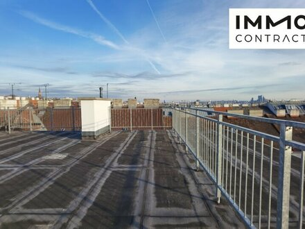 Außergewöhnlich! Traumhafte Dachgeschosswohnung mit einmaligem Gloriette-Blick und privatem Lift-Zugang
