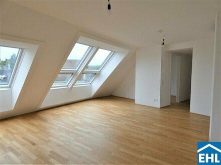 Exklusives Wohnen nahe Schönbrunn: Tradition trifft Moderne - Dachgeschoss