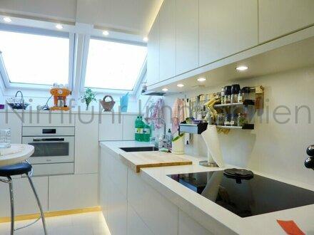 Sehr schöne 3-Zimmer-Dachgeschoßwohnung in Aigen