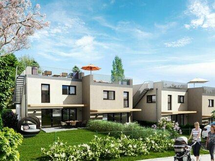Außergewöhnliches Doppelhaus in exklusiver Lage in Gießhübl