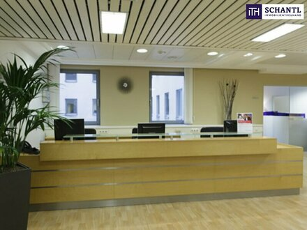 Ab 10m² - Modernste servicierte Bürolösung mit großer Flexibilität in 1060 Wien