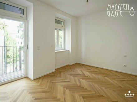 TOP 06 I herrliche 2 Zimmerwohnung mit Loggia ! Erstbezug nach Generalsanierung !