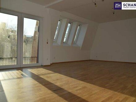 ITH: IHR NEUES ZUHAUSE! + Grandiose Dachgeschoss Neubauwohnung + Sonnenterrasse + Lichtdurchflutet + Super Lage!