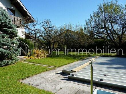 Gepflegtes Einfamilienhaus mit großem Garten - Grödig