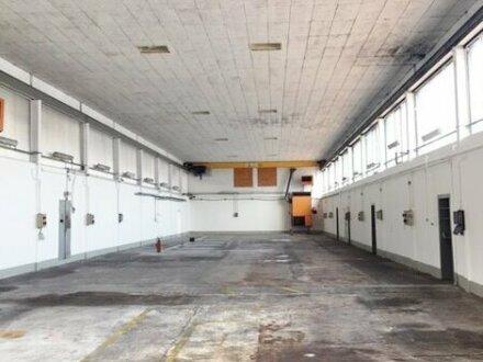 Große Hallenflächen in Salzburg Schallmoos