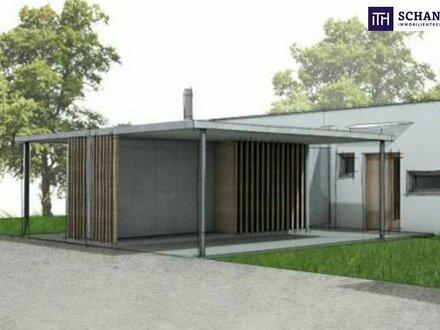 GREIFEN SIE ZU: Architekten-Terrassenhaus mit großartigen Terrassen + Garten + Abstellplätze inklusive!