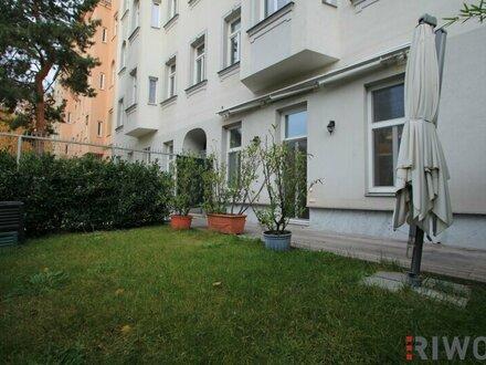 ***4-Zimmer - Garten- und Terrassenwohnung - U-Bahn Nähe***