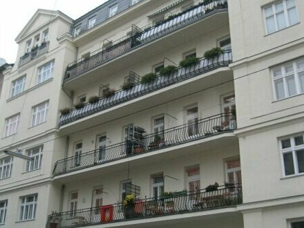 4 Zimmer-Wohnung zwischen Josefstädter Straße und Lerchenfelder Straße