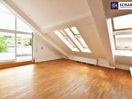 Neuer Preis! Absolute Hof-Ruhelage und dennoch mitten im Geschehen! Hofseitige Sonnenterrasse + Besonderer Flair im Dach…