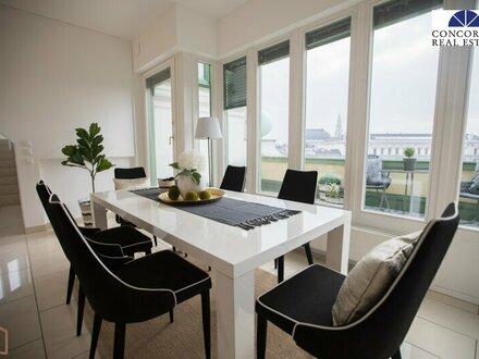 Coole Maisonette zum Wohnen und Arbeiten_Terrassen_Klima