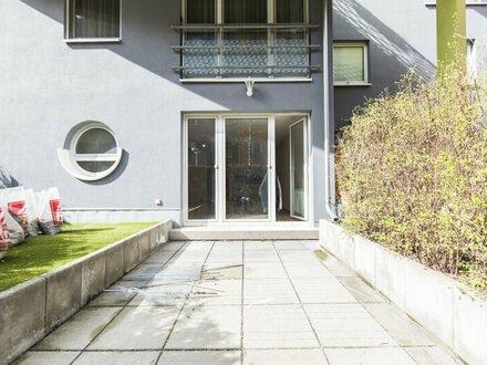 1-Zimmer Gartenwohnung nach GENERALSANIERUNG zu vermieten!
